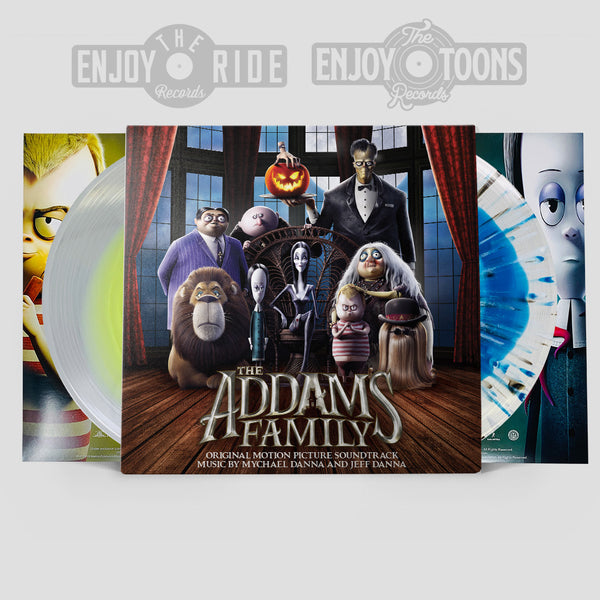 The Addams Family Soundtrack (ETR103)