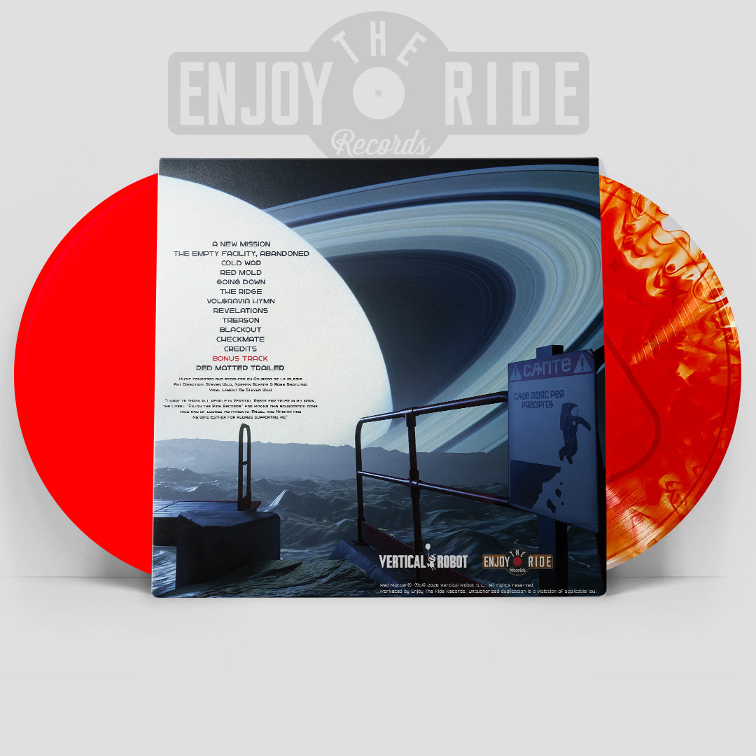 Red Matter Soundtrack (ETR106)