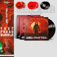 Red Matter Test Press Bundle