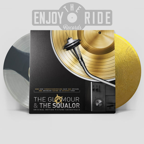 The Glamour & The Squalor Soundtrack-90s Alt Rock Radio Comp (ETR118)