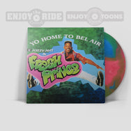 "YO HOME TO BEL AIR / PARENTS JUST DON'T UNDERSTAND 12"" SINGLE (ETR054/ETT006)"
