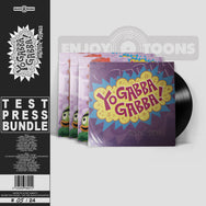Yo Gabba Gabba! Fantastic Voyages Test Bundle (ETT008)