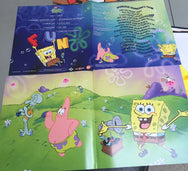 "SPONGEBOB SQUAREPANTS ORIGINAL THEME HIGHLIGHTS 12"" (ETT005)"