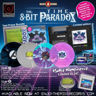 The 8 Bit Time Paradox (ETT017)