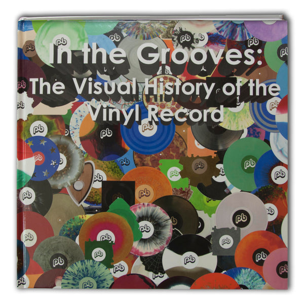 In The Grooves (Book) featuring 20+ ETR Releases