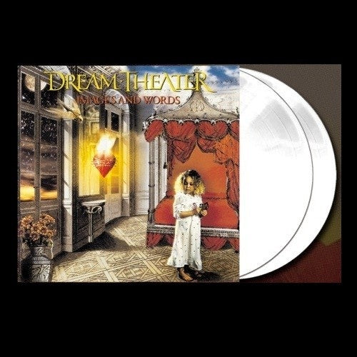 DREAM THEATER-IMAGES AND WORDS 2xLP (ETR019)