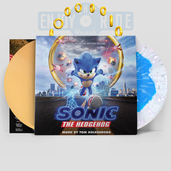 Sonic The Hedgehog: Music From The Motion Picture (ETR109/ETT025)