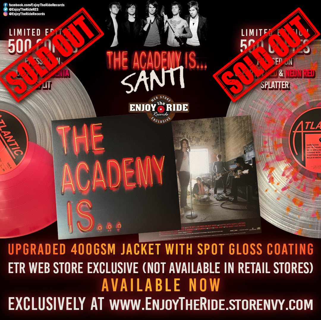 THE ACADEMY IS... - SANTI (ETR064)