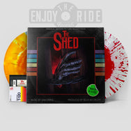 The Shed OST By Sam Ewing, Produced BY BEAR McCREARY (ETR112)