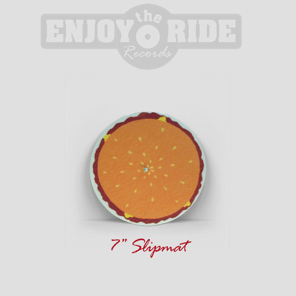 "7"" Burger Slipmat"