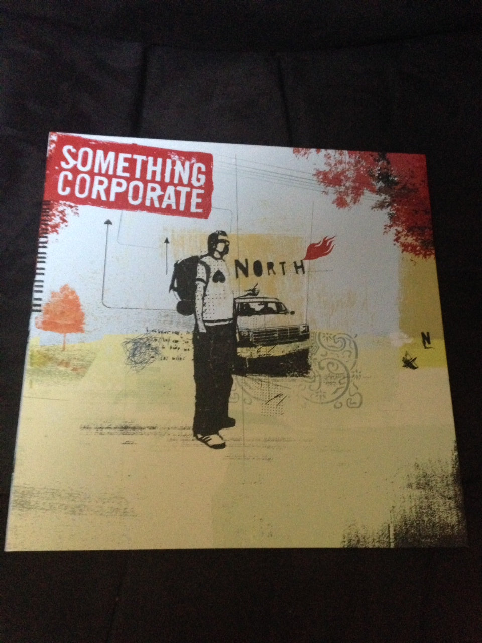 SOMETHING CORPORATE- NORTH (ETR034)