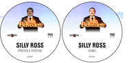 "SILLY ROSS- FRIENDS PRESS LATHE CUT 7"" (ETR041)"