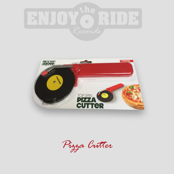 Vinyl Lp Pizza Cutter