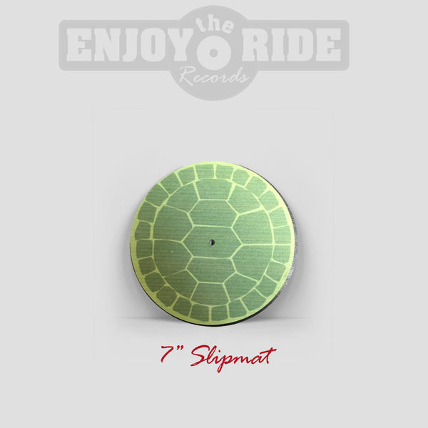 "7"" Turtle Shell Slipmat"