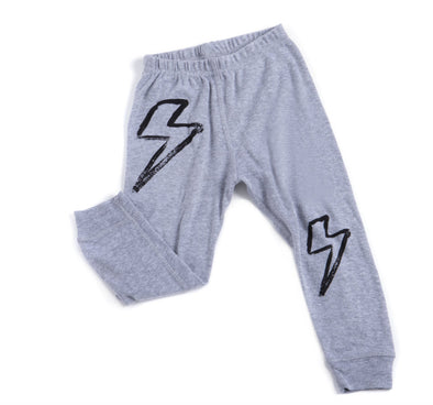 BOLT INFANT LEGGINGS