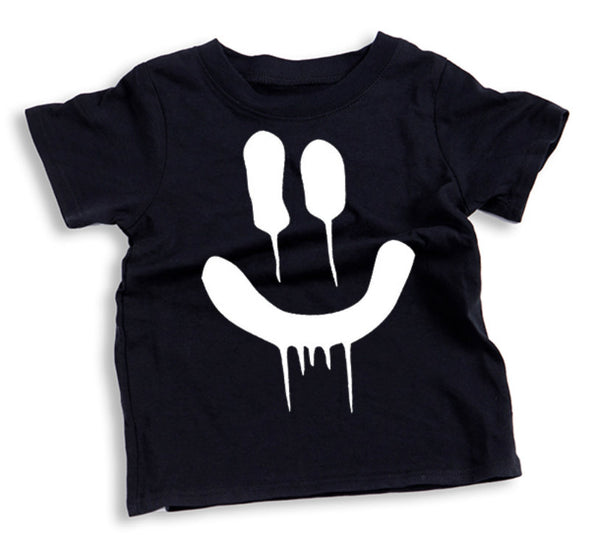 DRIP INFANT SHORT SLEEVE TEE (Black)