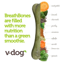 Breath Bones - Vegetarian for Dogs