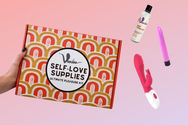 Voodoo Self-love Supplies Ultimate Pleasure Kit