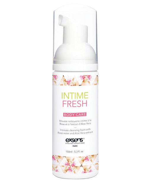 Exsens Of Paris Organic Intimate Cleansing Foam - 150 Ml