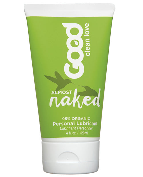 Good Clean Love Almost Naked Organic Personal Lubricant - 4 Oz