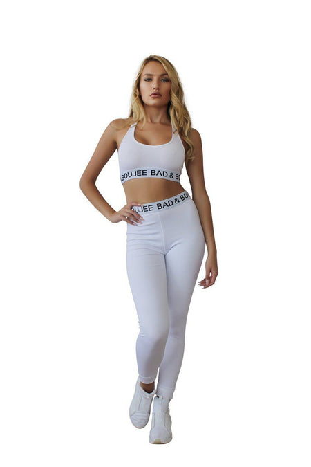 Athletic Sports bra set with Leggings