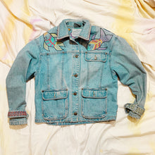 Bait and Fish Denim Jacket