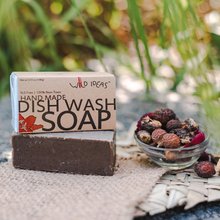NATURAL HANDMADE DISH WASH BAR SOAP