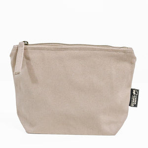 Lok Zipper Pouch With Lining