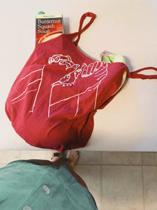 CUSTOM MARKET BAG