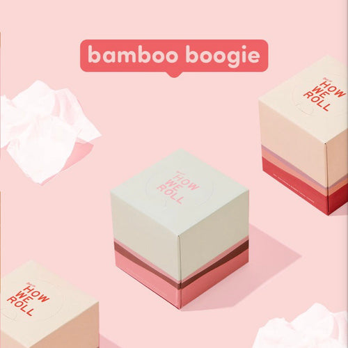 100% Bamboo 3 Ply Tissue - 12 Cubes