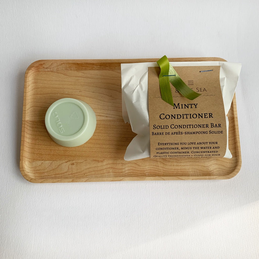 Minty Solid Conditioner Bar