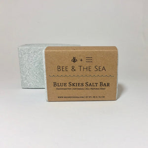 Blue Skies Sea Salt Bar