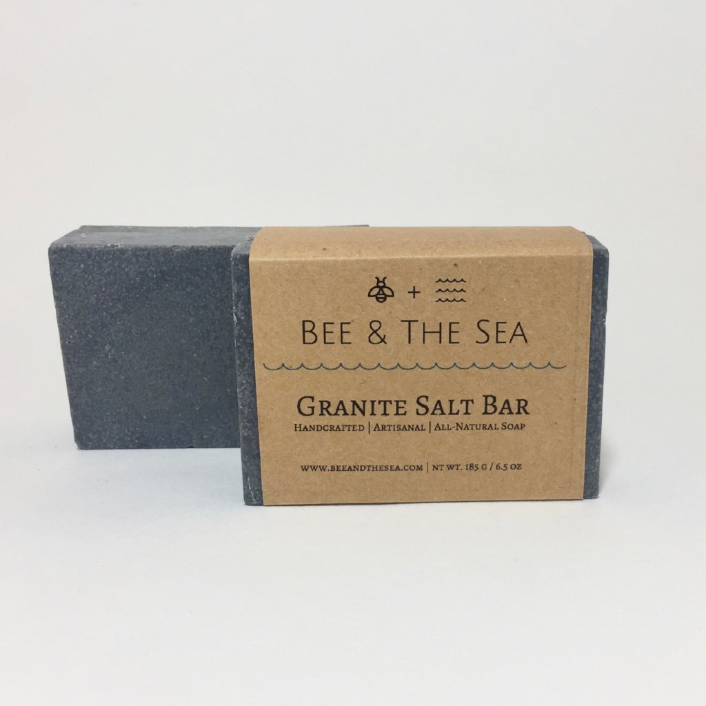 Granite Sea Salt Bar