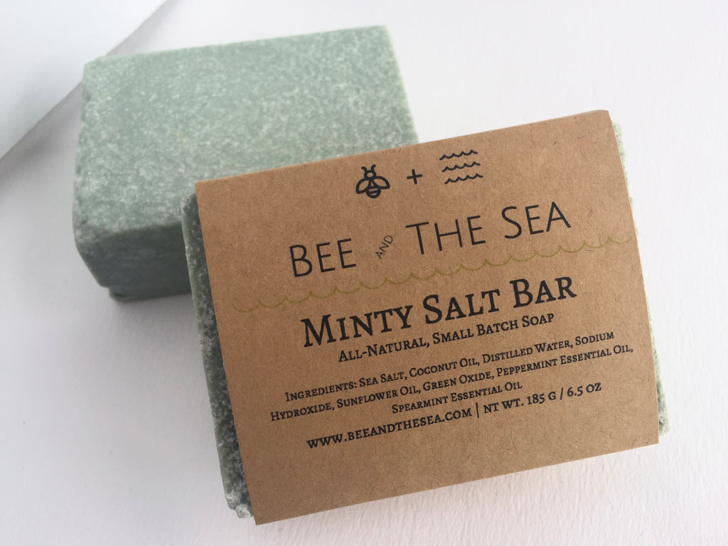 Minty Sea Salt Bar