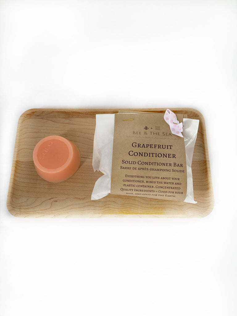 Grapefruit Solid Conditioner Bar