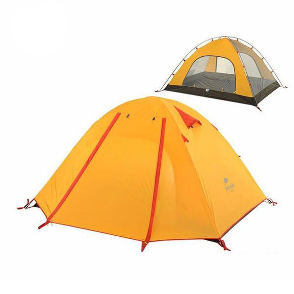 Ultralight Three Person Camping Tent