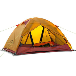 Exceptionally Lightweight Two Person Tent