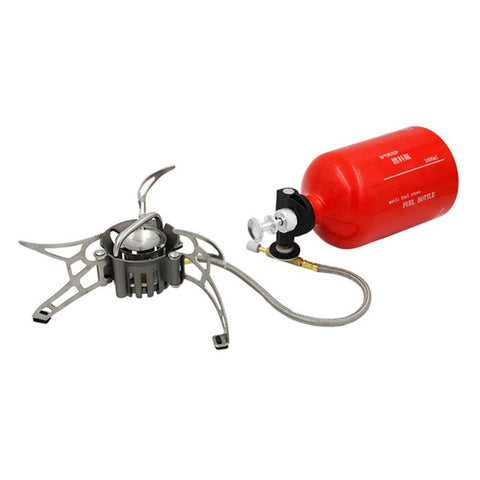 Compact Camp Stove