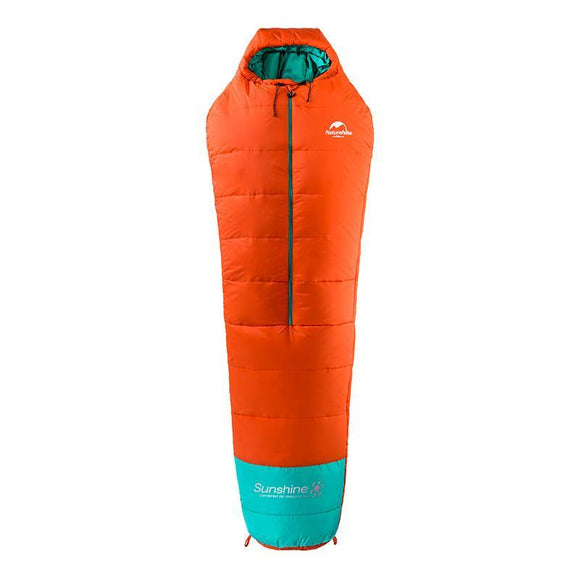Top Zipped Sleeping Bag