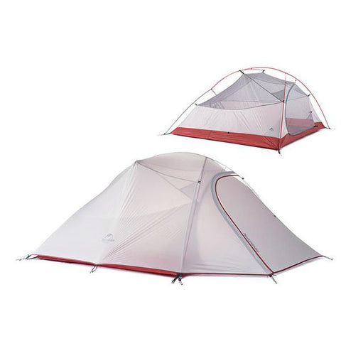 Lightweight Three Person Backpacking Tent