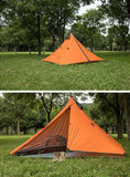 One Person Awning Tent