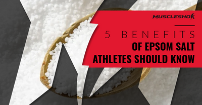 5 Benefits of Epsom Salt Athletes Should Know