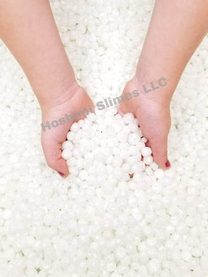 Marshmallow Foam Beads