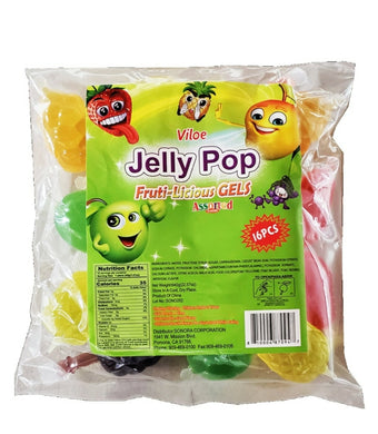 Tiktok Jelly Fruits Bag 16Pcs !