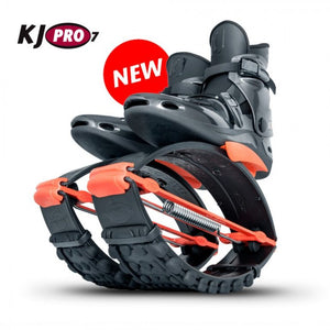 KJ PRO7 BLACK ORANGE Size M