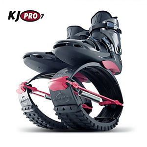 KJ PRO7 BLACK RED Size XL