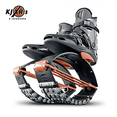 KJ XR3 BLACK ORANGE Size XS
