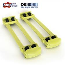 T-SPRING PRO7 - YELLOW (PAIR)