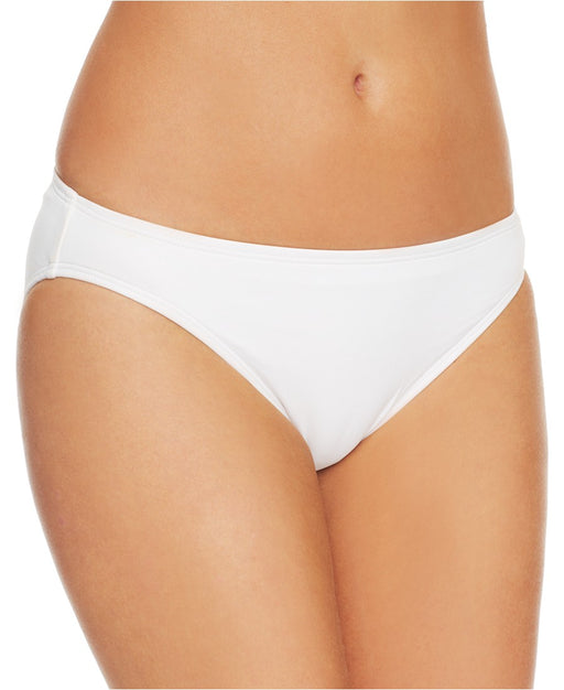 Michael Kors Swimsuit, Solid Hipster Brief White M