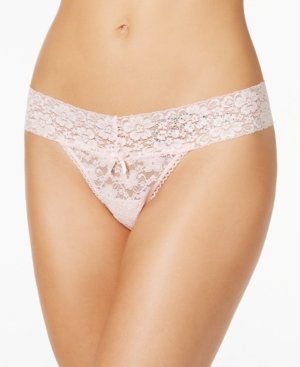 Jenni Bridal Lace Thong Bride Pink ONE SIZE